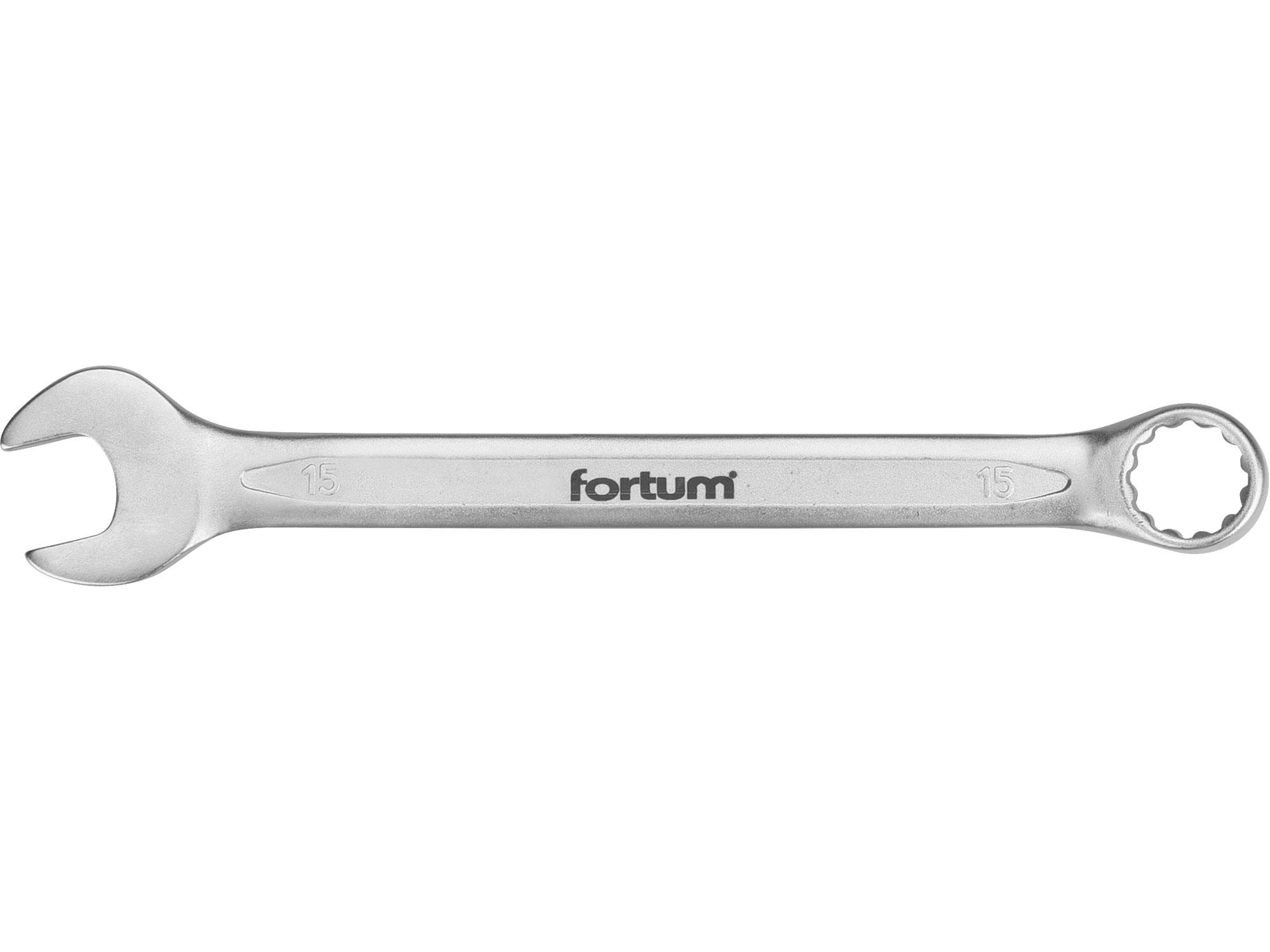 klíč očkoplochý, 15mm