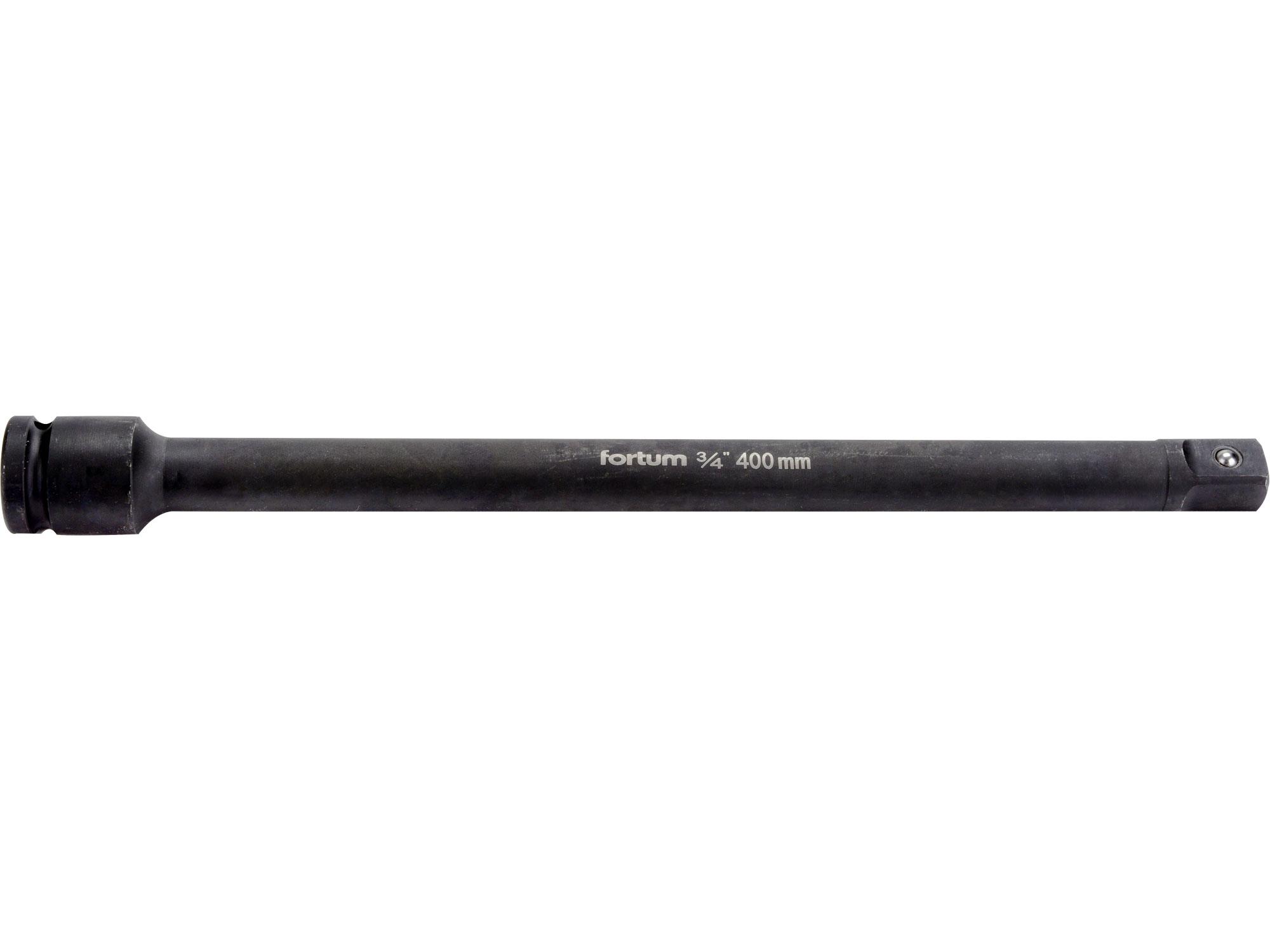 """nástavec prodlužovací 3/4"""", L 400mm"""