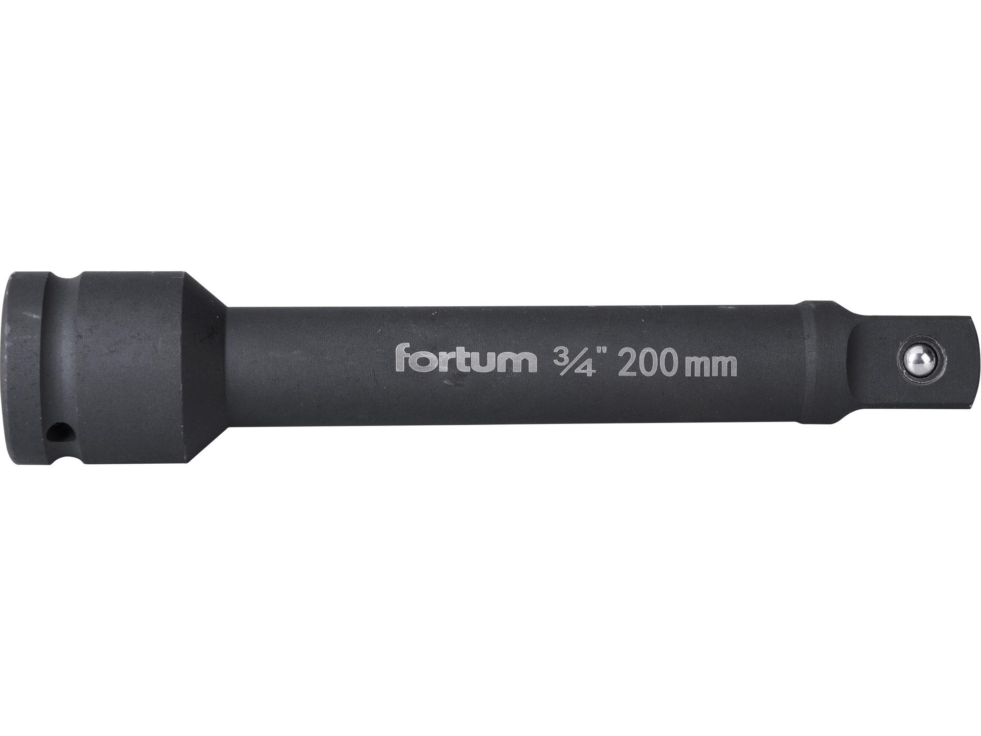 """nástavec prodlužovací 3/4"""", L 200mm"""
