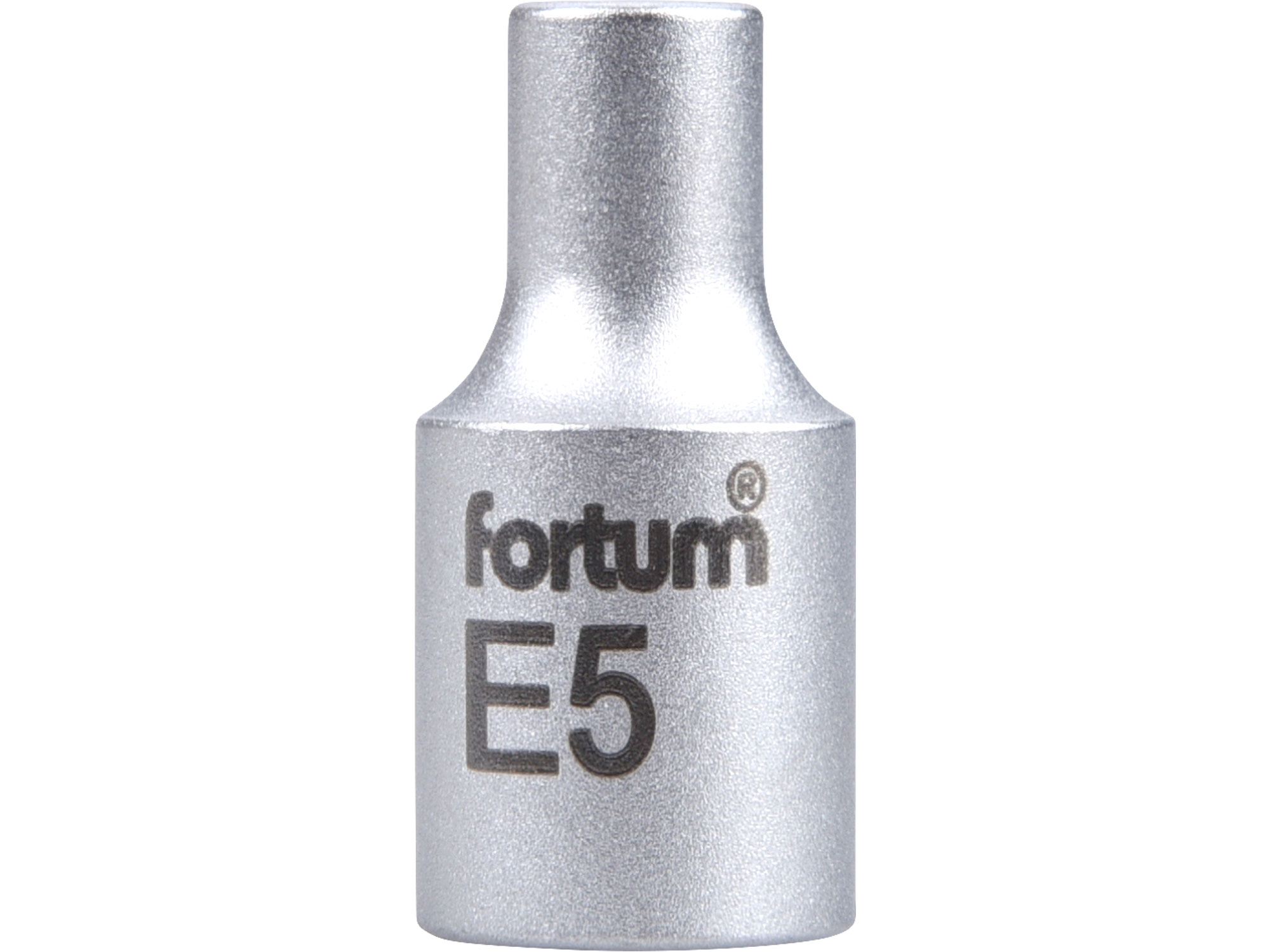 """hlavice nástrčná vnitřní TORX 1/4"""", E 5, L 25mm"""