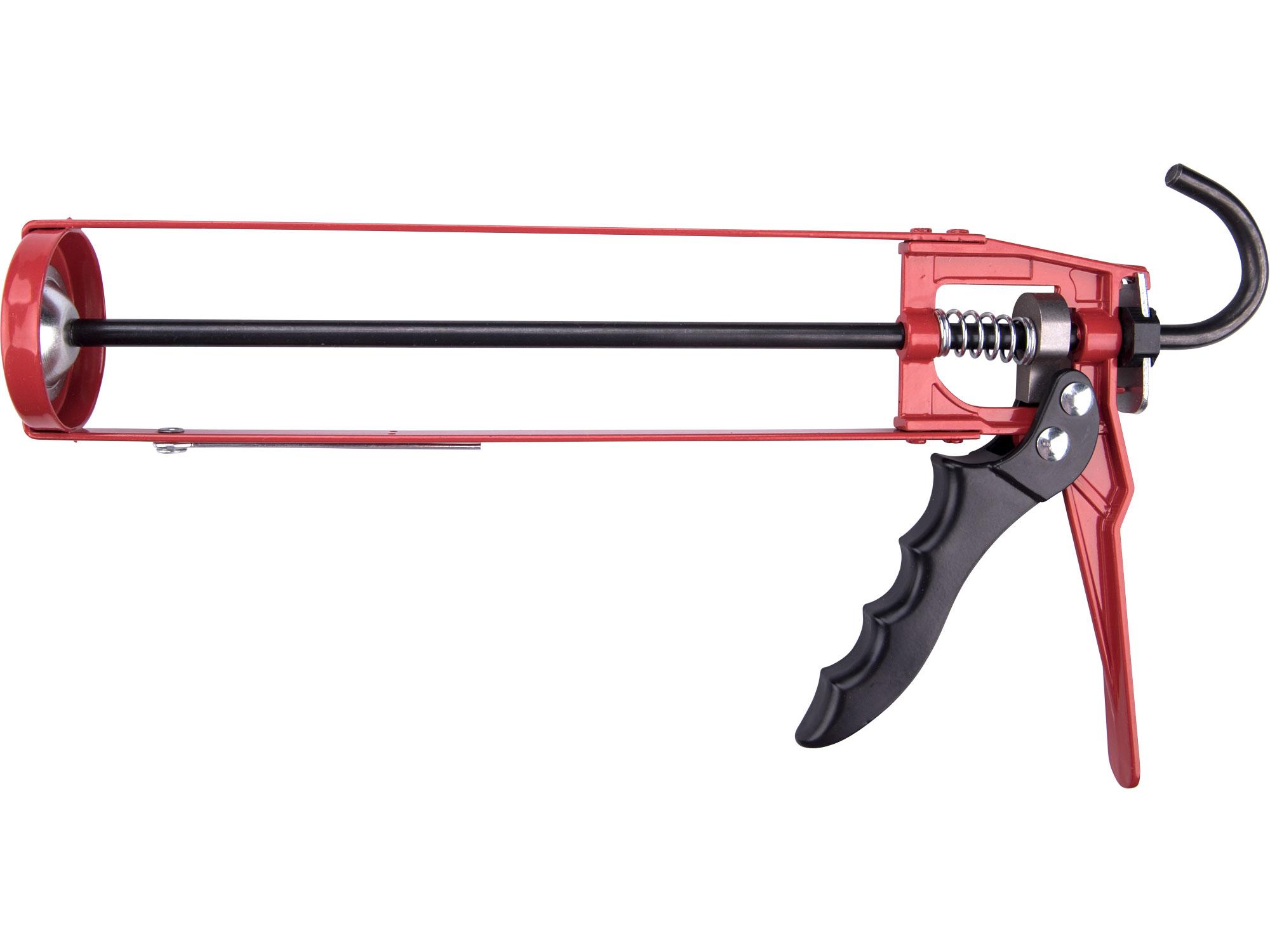 pistole vytlač. rámová PROFI se zpětným krokem, 225mm/310ml