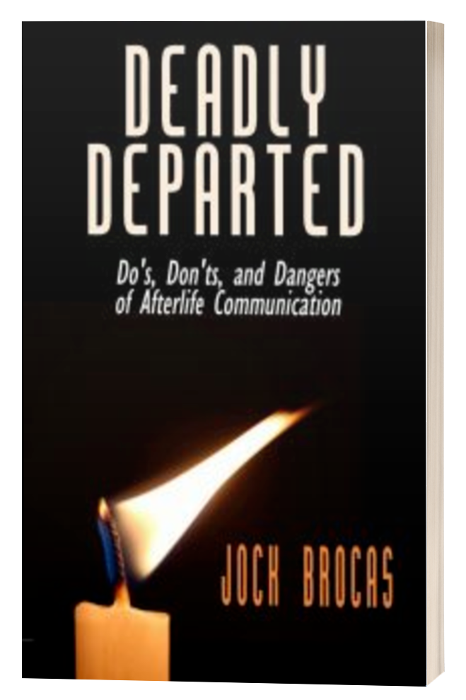Deadly Departed Book