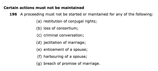 British Columbia Family Law Act - Section 196