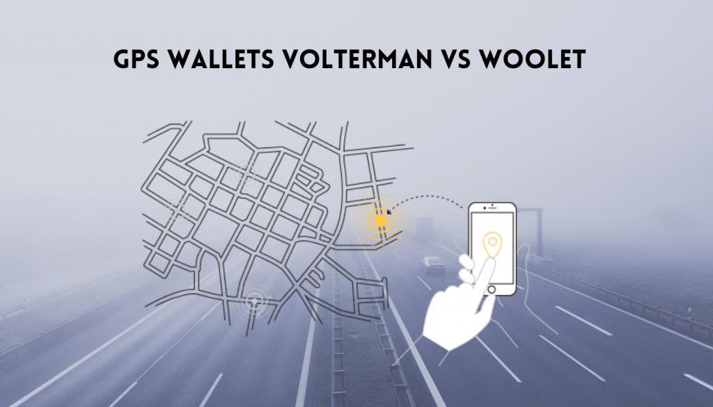 GPS wallets