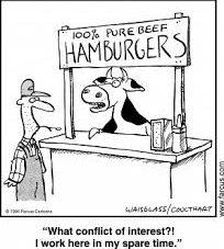 conflict interest prime quadrant blog