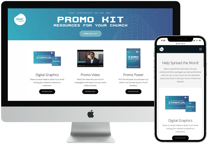 Digital Promo Kit