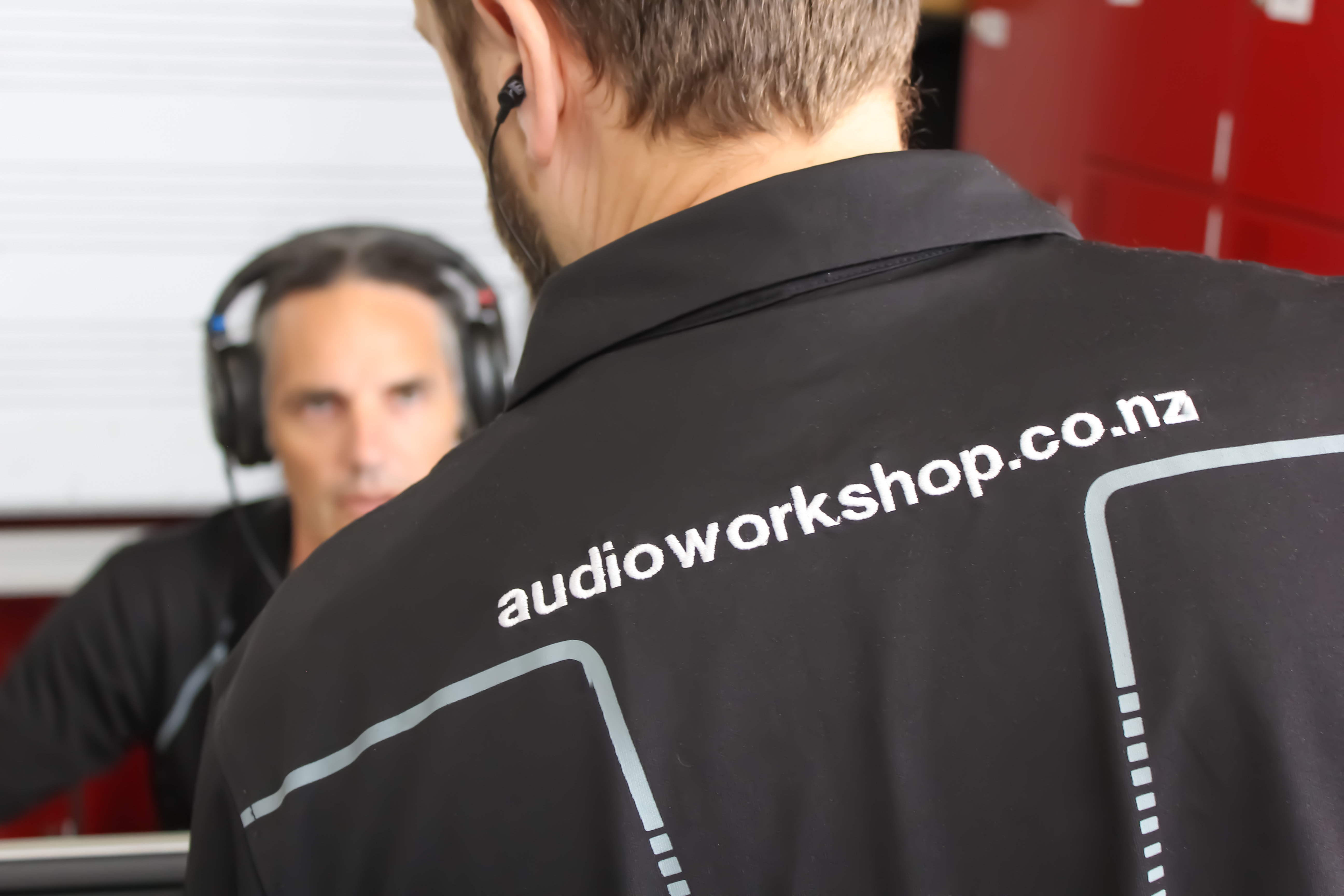 Audio Workshop Productions - Live streaming Event at Victoria University Wellington