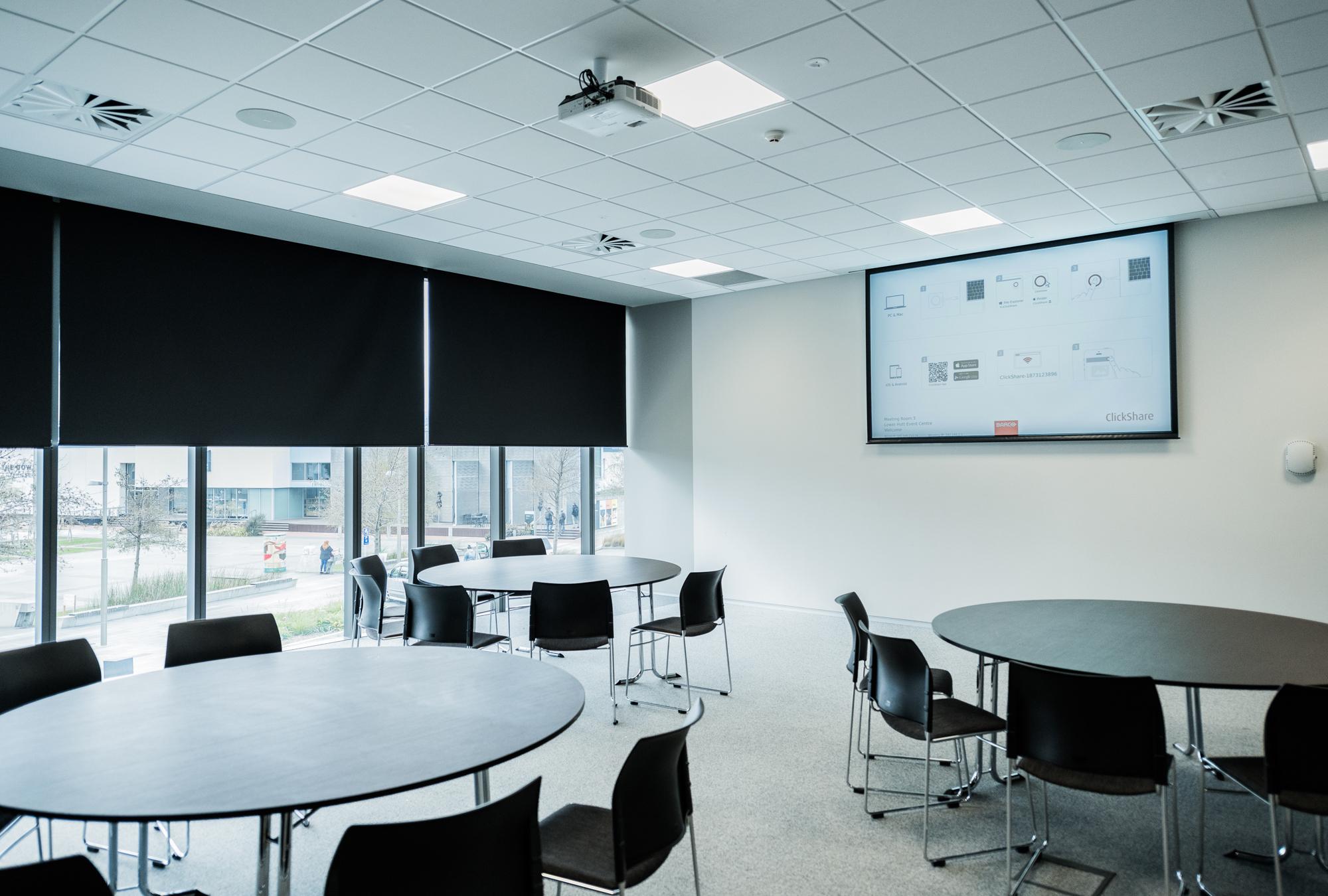 Lower Hutt Event Center AV Upgrade - Wellington NZ