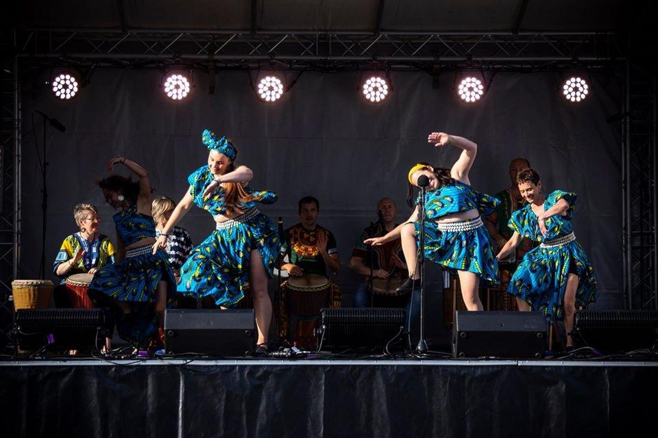 Audio Workshop Productions - Lantern festival Wellington 2020 dance group