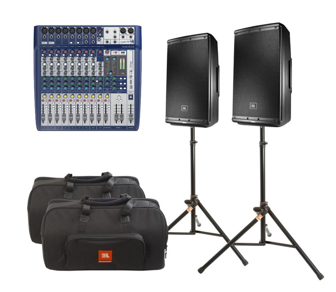 Audio Workshop Hire Package 3