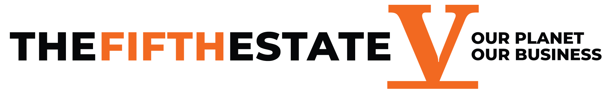 The Fifth Estate Logo and Website