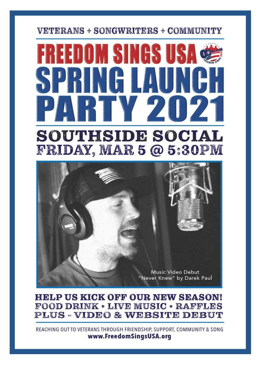 Spring Launch Party 2021
