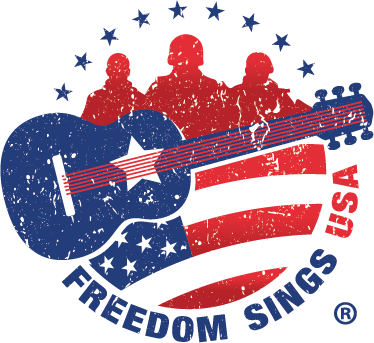 Freedom Sings USA Logo