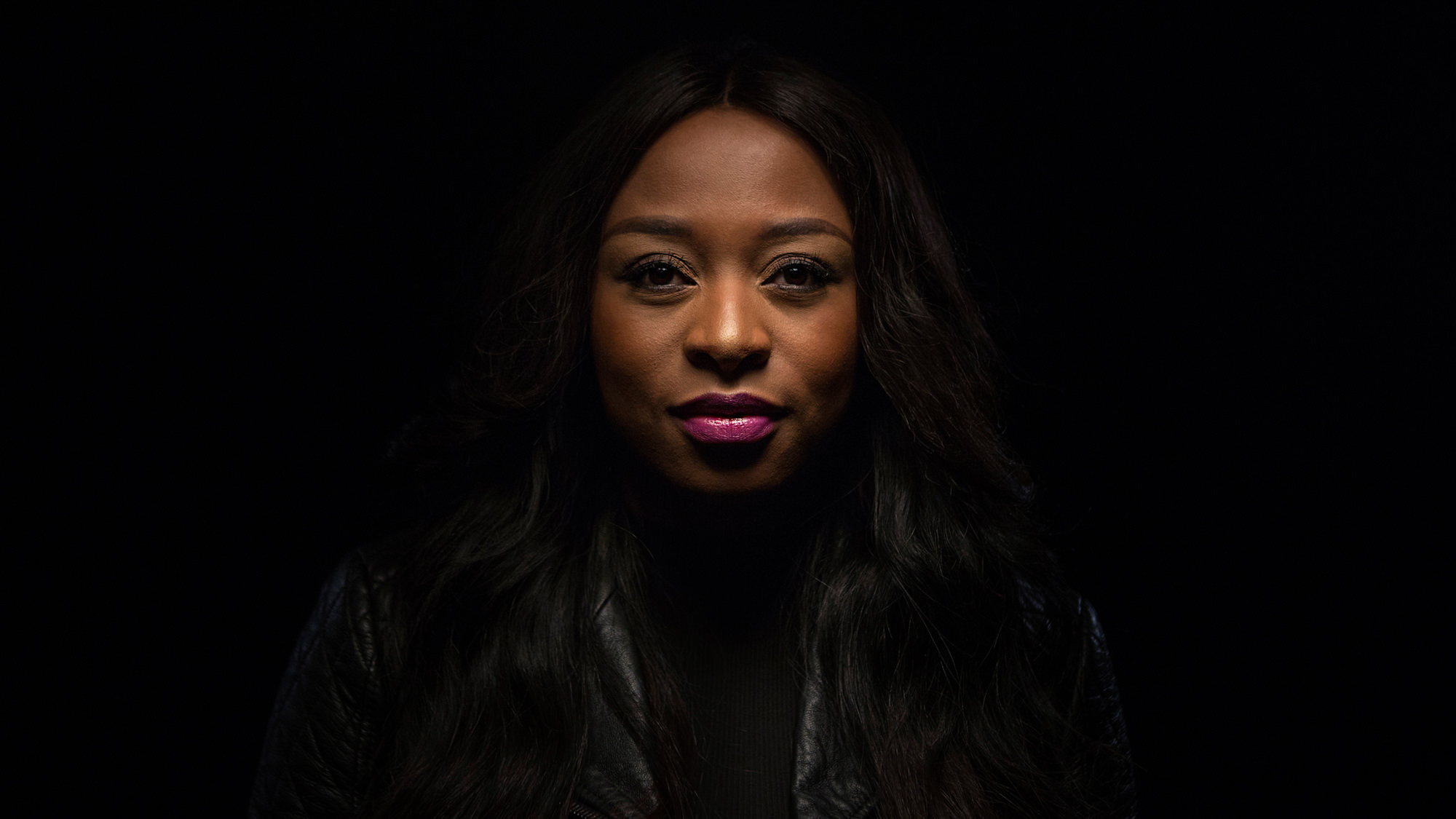 DJ Zinhle from Save The Children Safe Spaces Campaign Image Library by Michelle Wastie Photography
