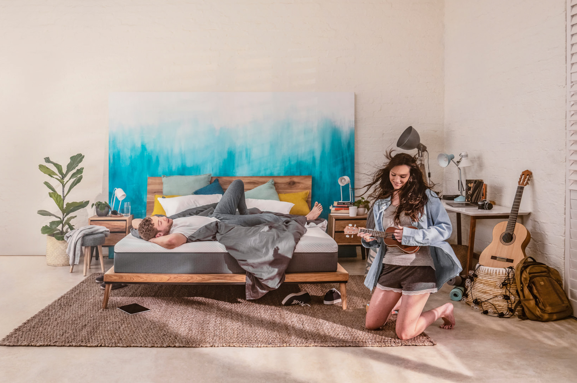 Emma Mattress Company Content Library by Michelle Wastie Photography