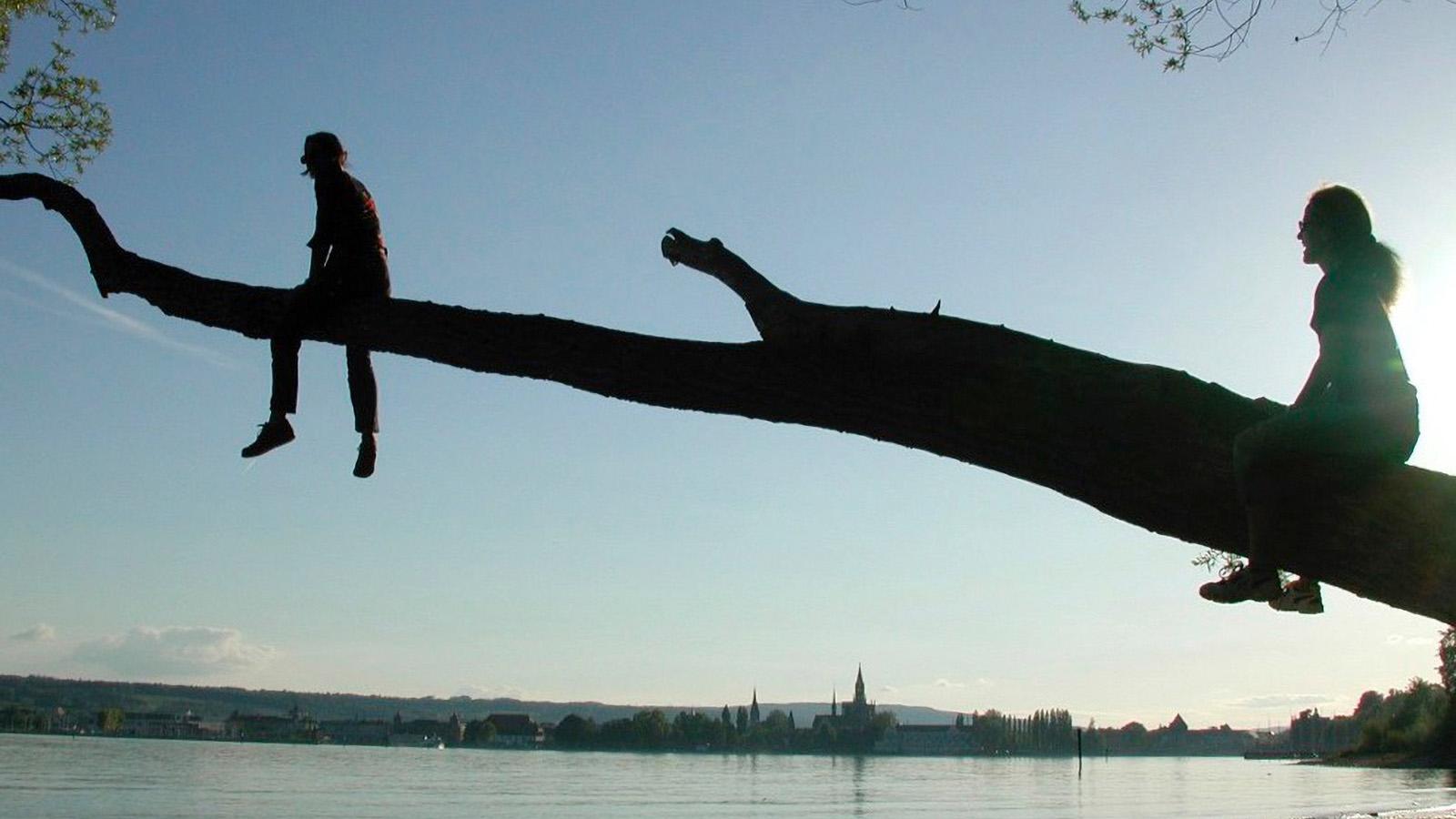 Urlaub am Bodensee direkt vor der Haustüre der Fewo Roos