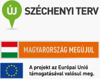 Szechenyi Terv logo