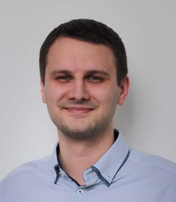Dávid Retek, Chief Technology Officer