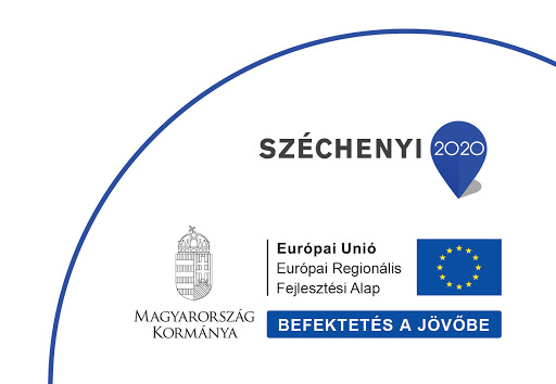 """""""Szechenyi 2020. Hungarian Government. European Union: Investing in your future"""" logo"""