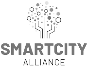 This is a partner icon for the smartcity alliance.