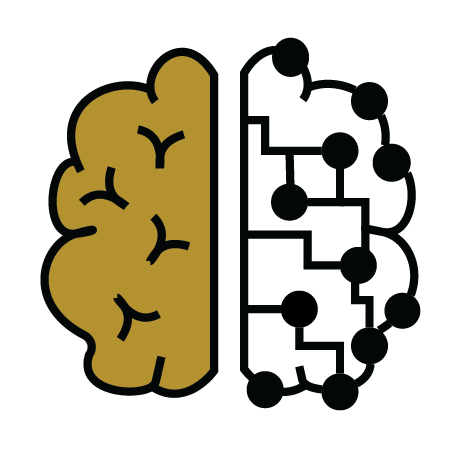 This is a machine learning icon.