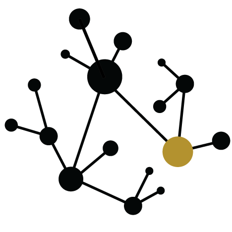 This is an icon for data modeling.