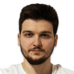 Calin Doditoiu, Co-founder and Design Lead
