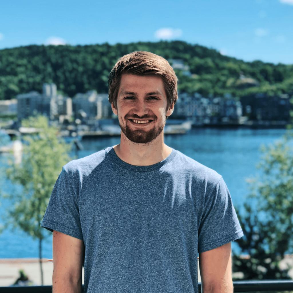 Rasmus Stene, Consultant at CGI Norge