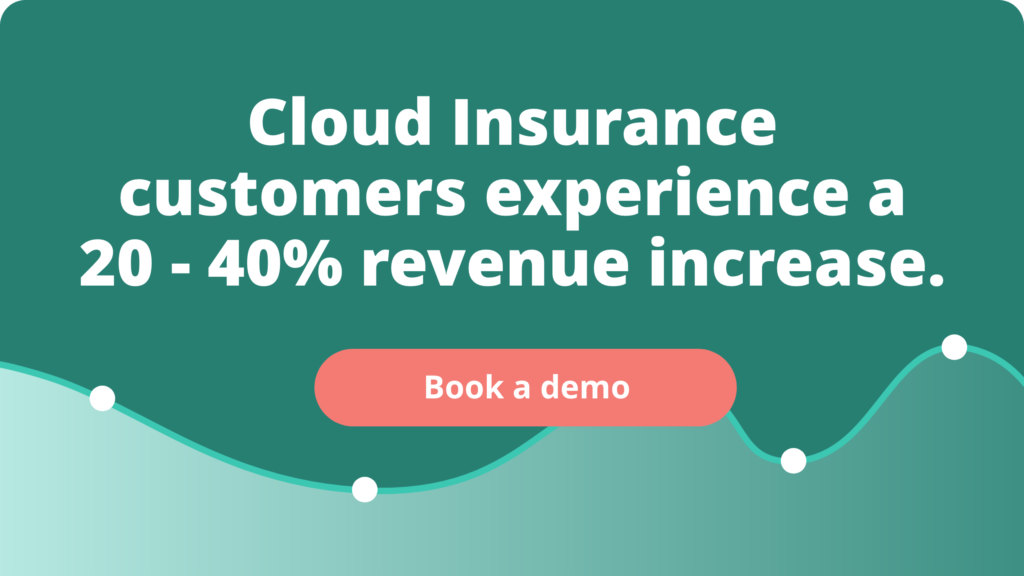 iNext has experienced 20% revenue growth and tripled product catalog with Cloud Insurance, among other things