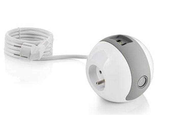Une stratégie design intégrée, pour créer des accessoires de charge et d'énergie avec une empreinte écologique réduite qui répondent aux nouveaux usages (Watt & Co - © design agence DiCi).