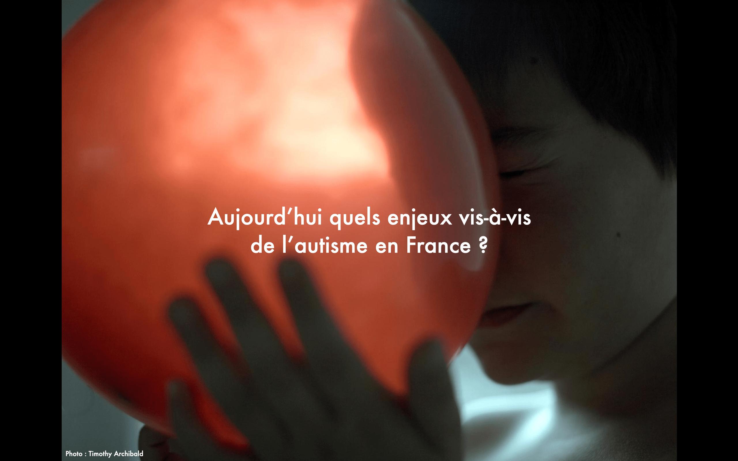 Funambule, la plateforme numérique sur l'autisme