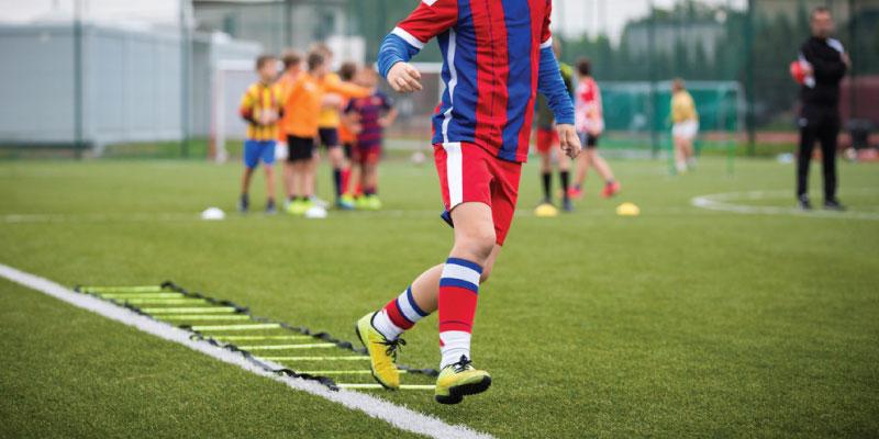 Fun Soccer Warm Up Drills