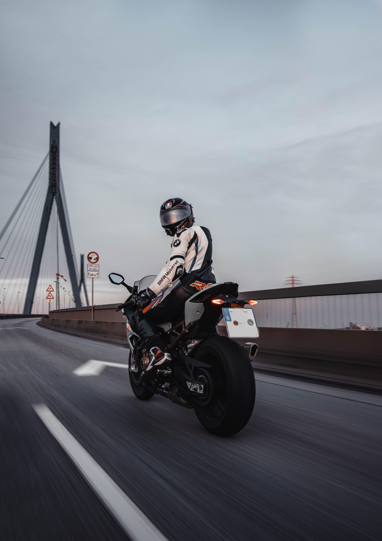 BMW SR1000RR Hamburg Hafen