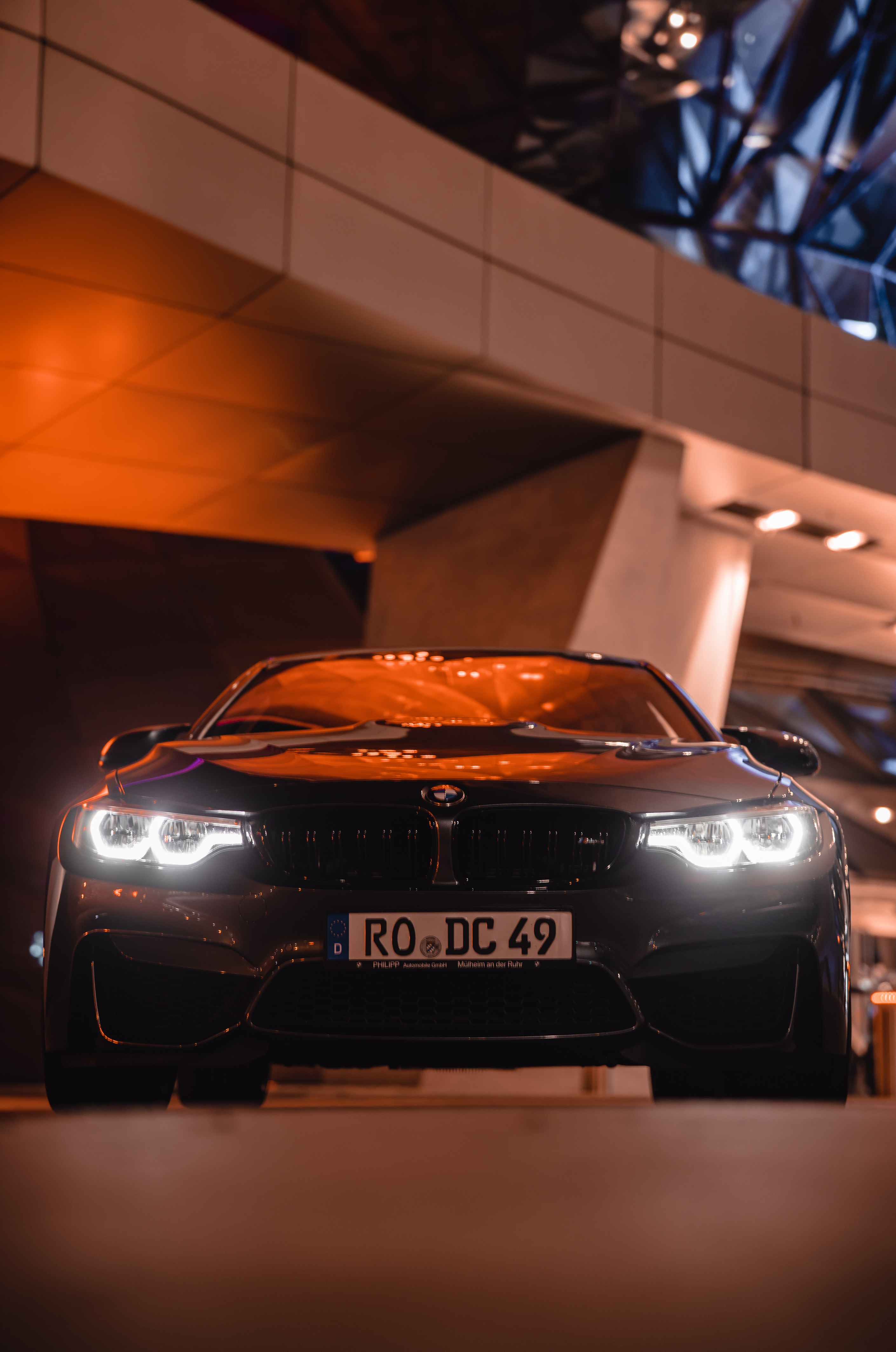 BMW M4 BMW World München