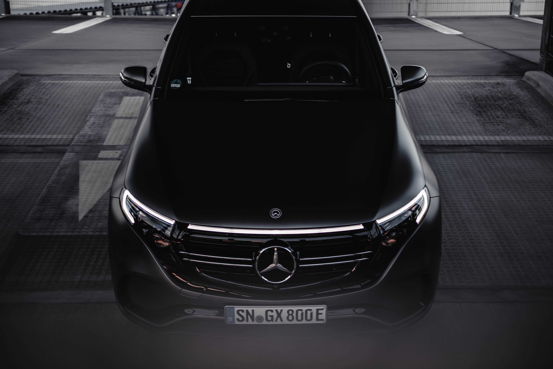 Mercedes EQC 400 Hamburg Hafen