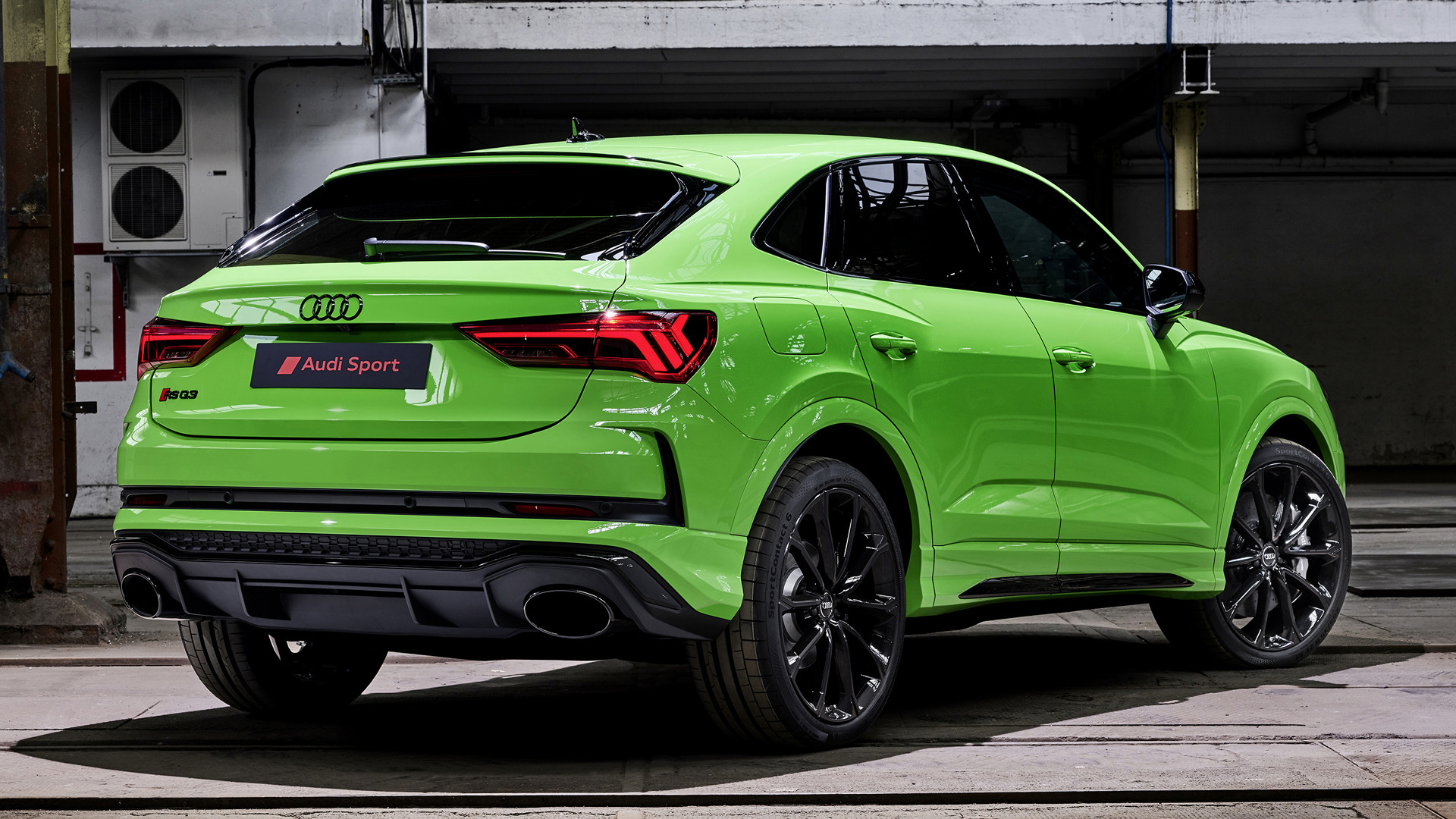 Audi RSQ3 AD Social Media Werbung