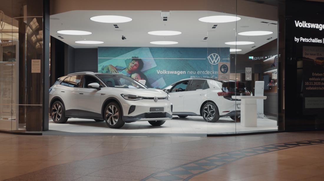 VW ID 4 Premiere