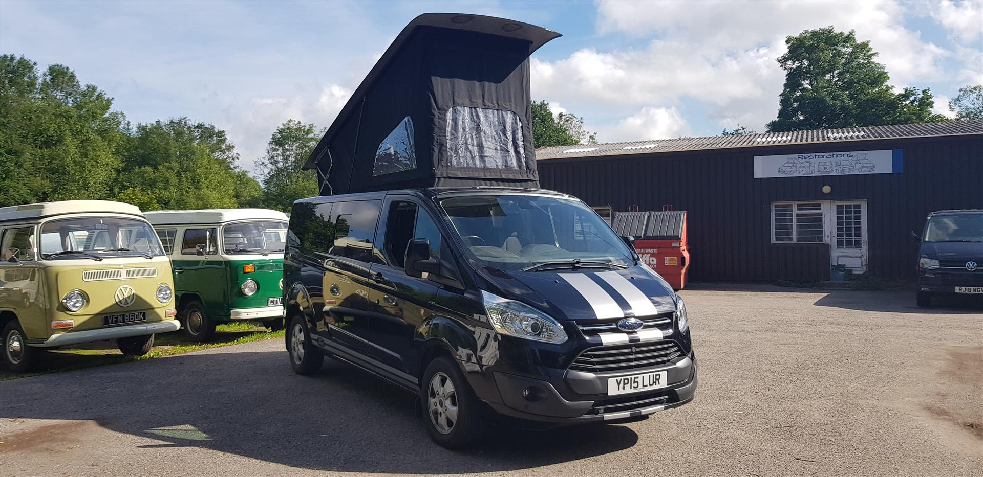 Hilo Sport Transit - Full Conversion Only