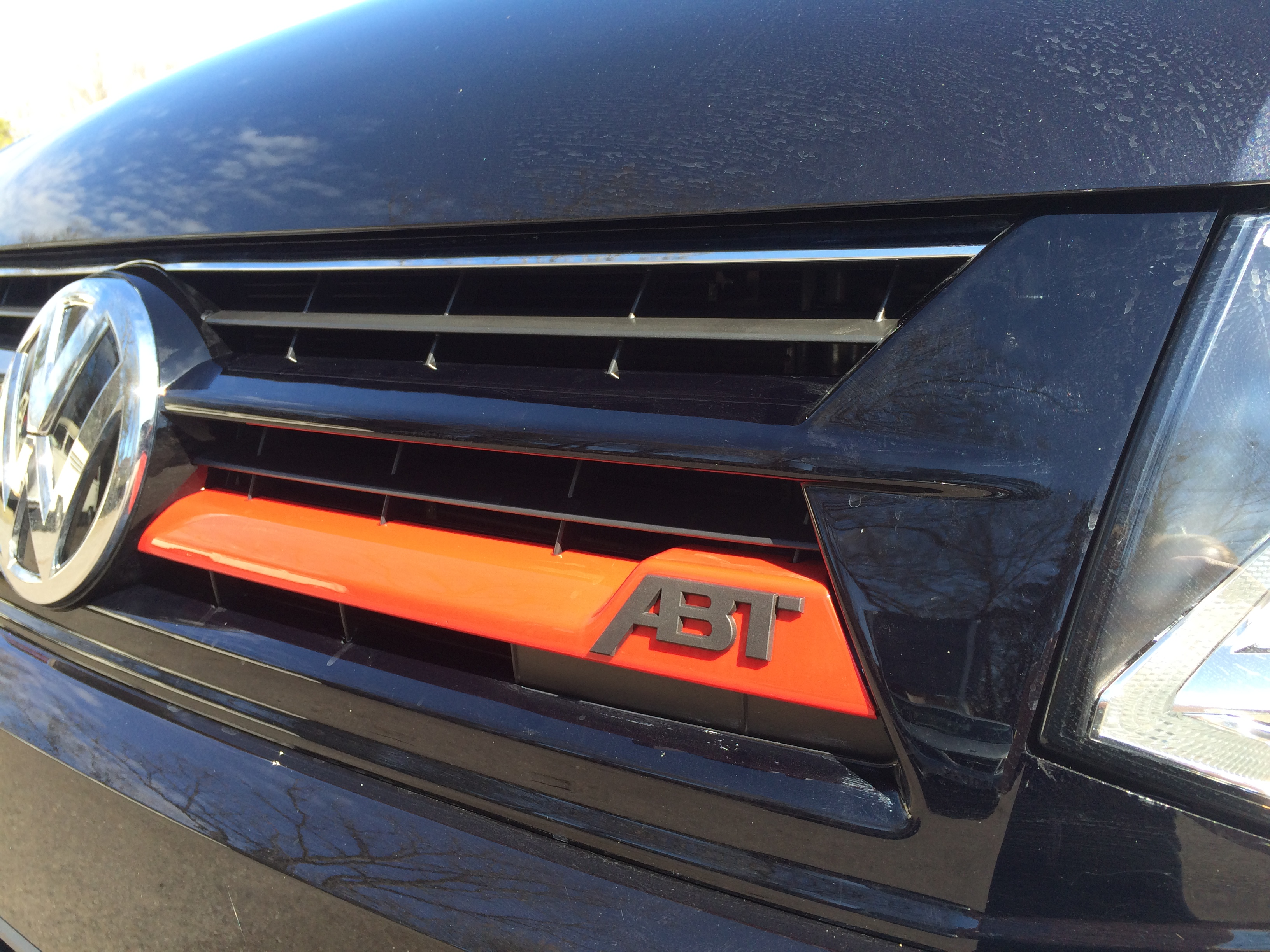 ABT Front Grille