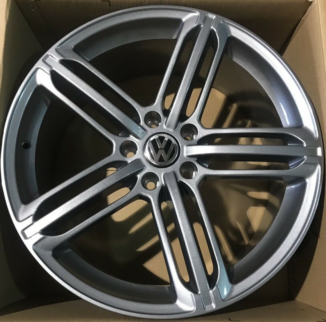 Audi RS6 style Alloy - Silver - 20x9