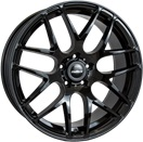 Calibre Exile - Gloss Black - 20x8.5