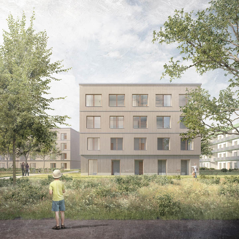 20.020_Hope Architekten_Scharnhorst Quartier Bremen