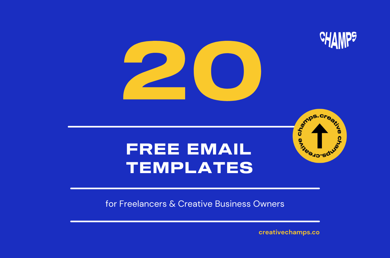 20 Email Templates