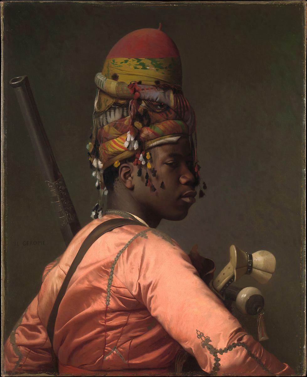 Jean-Léon Gérôme: Bashi-Bazouk, 1868–69