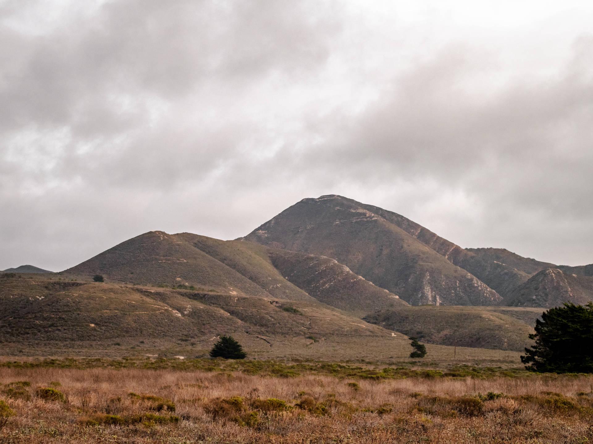 Los Osos Mountain Range