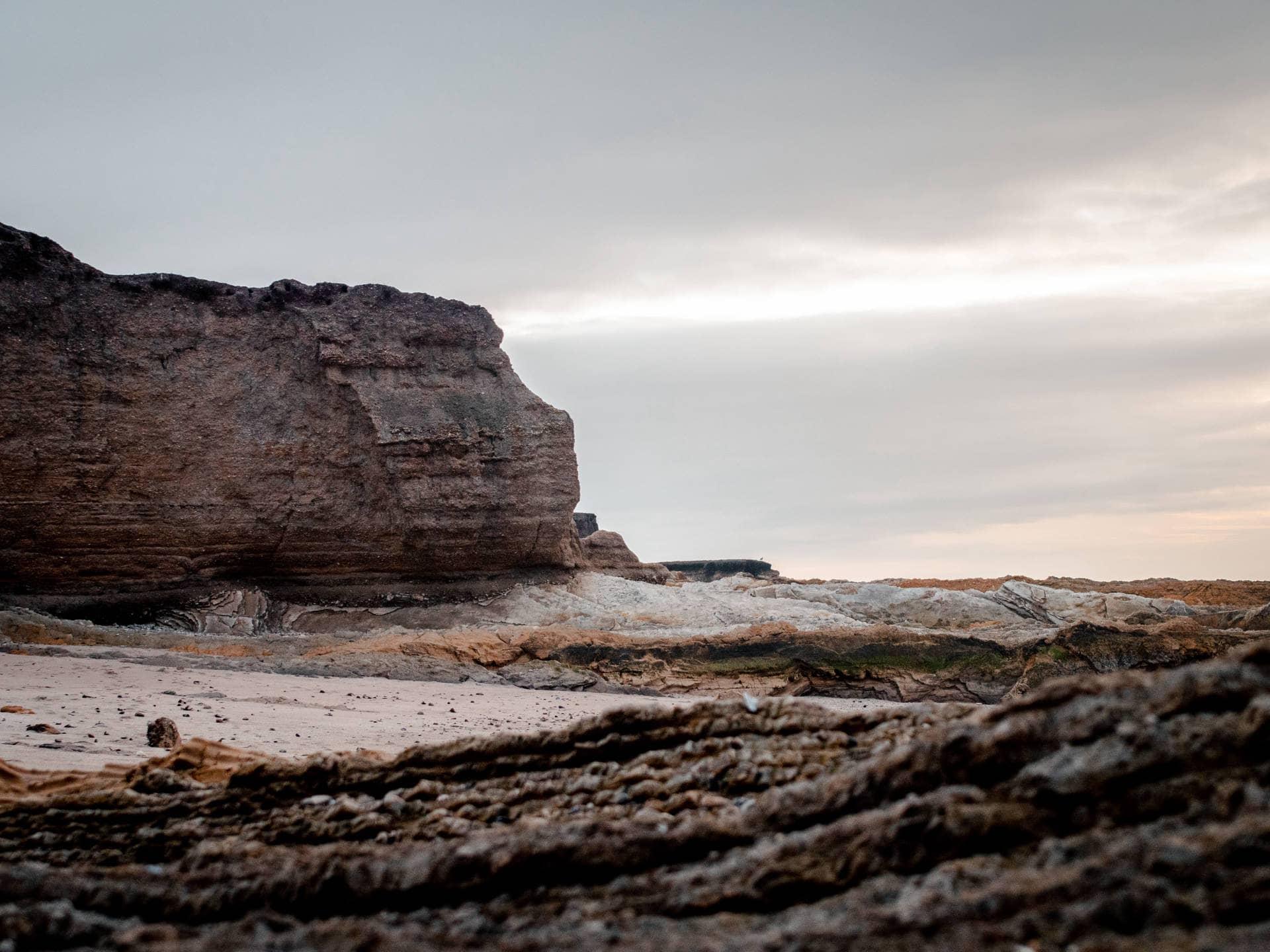 Martian Rocks in Los Osos
