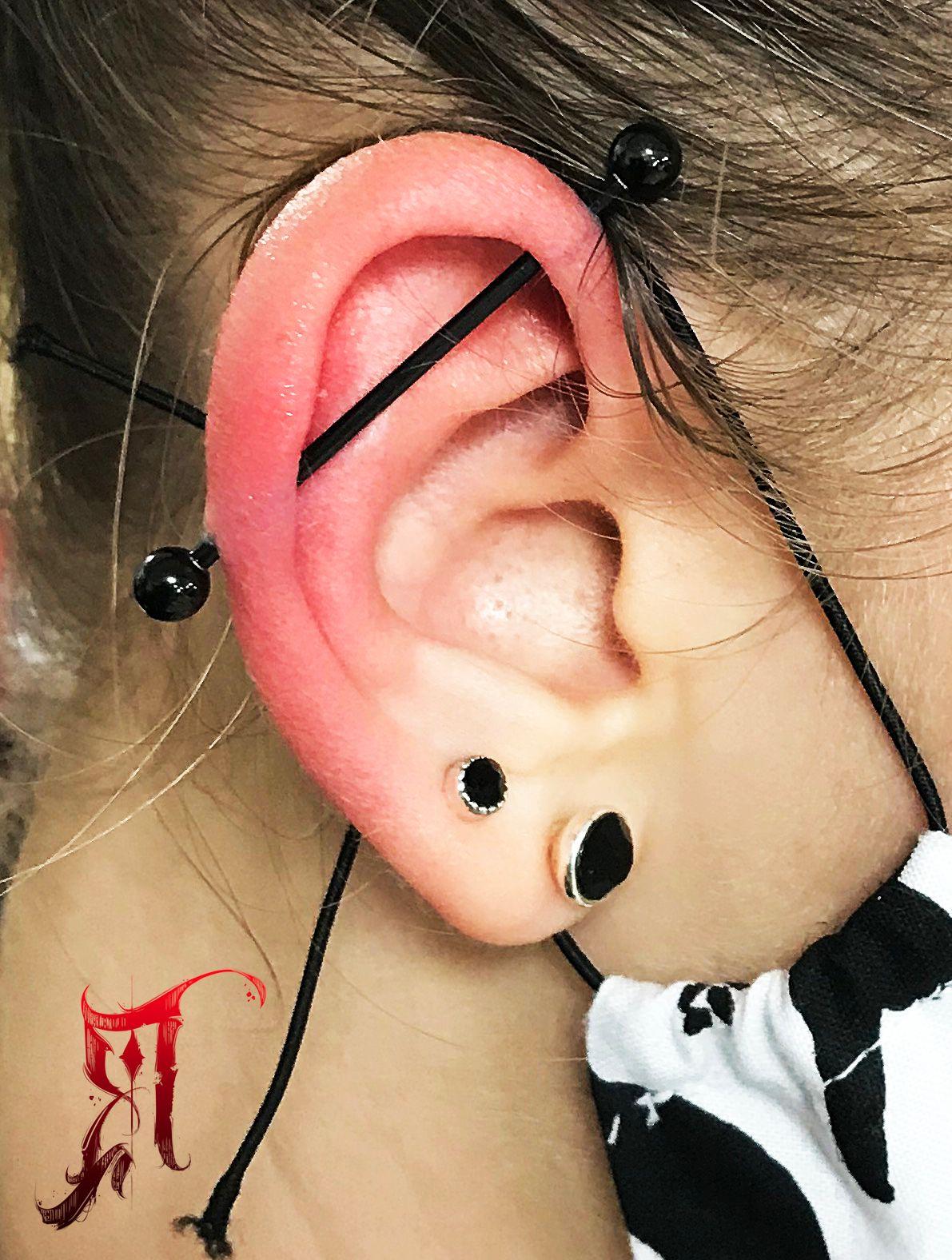 petra - piercing