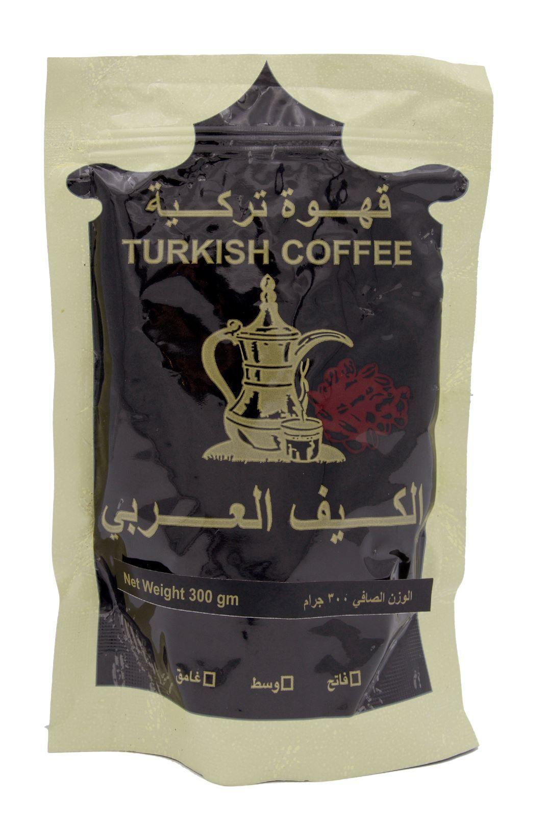 قهوة تركية ٣٠٠ غرام