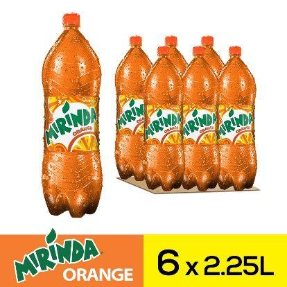 ميراندا مشروب غازي برتقال ٢.٢٥لتر