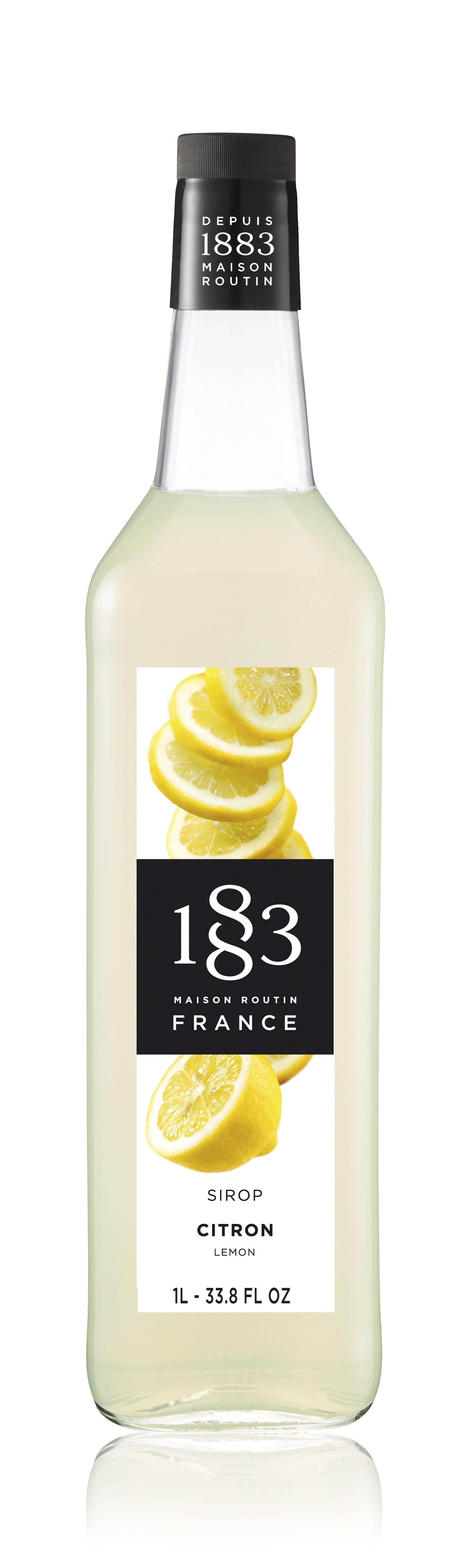 سيروب روتين 183 بنكهة الليمون